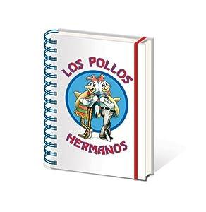 Breaking Bad A5 Los Pollos Hermanos Notebook