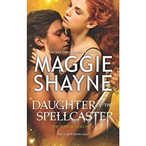 Daughter of the Spellcaster | [Maggie Shayne]