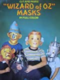 """Cut and Make """"Wizard of Oz"""" Masks (0486243060) by Martin, Dick"""