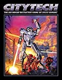 Citytech: The Advanced Battletech Game of 3050 Combat (1555602398) by FASA Corporation