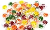 Eda's Sugar Free Sour Mix Hard Candy, ONE POUND, individually wrapped, OU Parve, Uses Sorbitol, Low Sodium