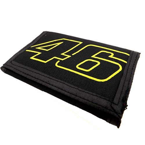 2014 Official Valentino Rossi Vr46 46 The Doctor Moto Gp Velcro Wallet