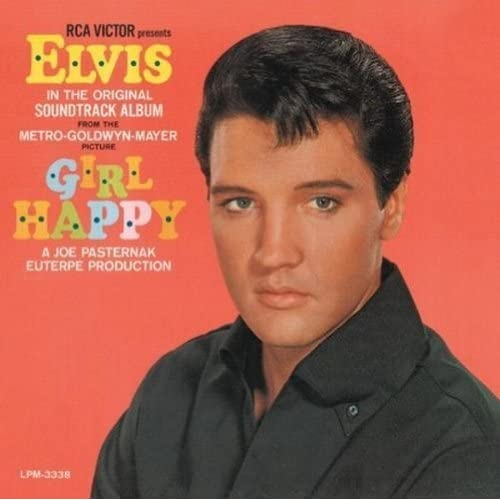 Girl-Happy-VINYL-Elvis-Presley-Vinyl