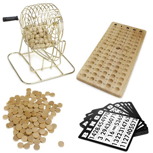 Why Choose Royal Bingo Supplies Wooden Bingo Game