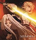 Fate/Zero ED曲 MEMORIA (限定盤・DVD付)
