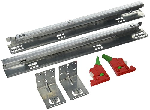 Mepla H9831 1534; 3/4 Extension Drawer Slide (Drawer Slow Close compare prices)
