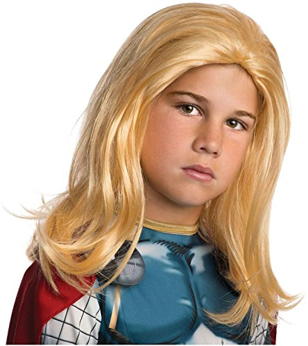 Thor Kids Costume Accessory Wig