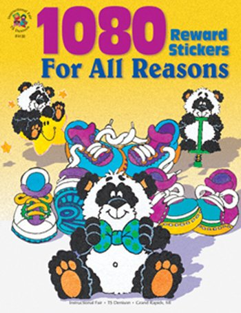 * STICKER BOOK FOR ALL REASONS 1080PK