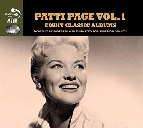 Patti Page - Page, Patti -  Eight Classic Albums Vol1 - Lyrics2You