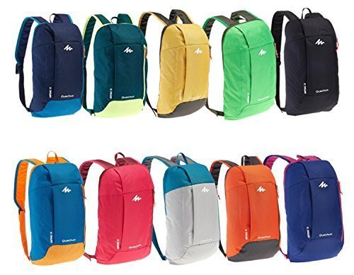 X-Sports-Decathlon-QUECHUA-Kids-Adults-Outdoor-Backpack-Daypack-Mini-Small-Bookbags10L