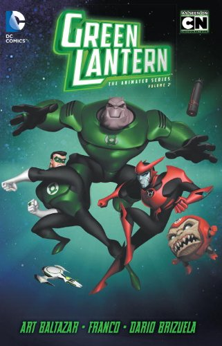 Green Lantern: The Animated Series Vol. 2: Art Baltazar, Franco, Dario Brizuela: 9781401243289: Amazon.com: Books