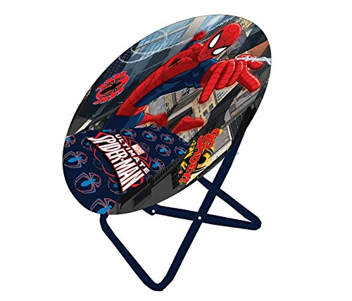disney-moon-chair-spider-man-folding-round-soft-padded-chair-for-toddlers-kids