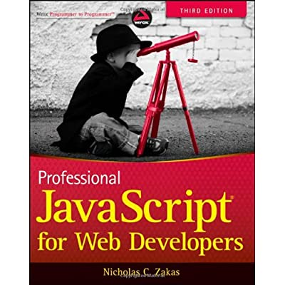 Professional JavaScript for Web Developers 3rd Edition