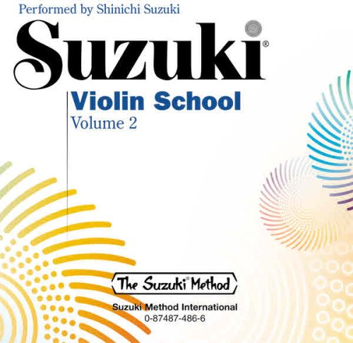 Violin School Cd, Vol. 2 (Suzuki Violin School CD)