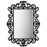 scrollwork mirror