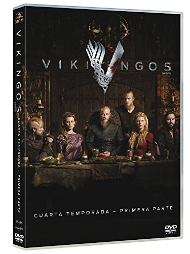 Vikingos - Temporada 4 (Volumen 1) [Blu-ray]