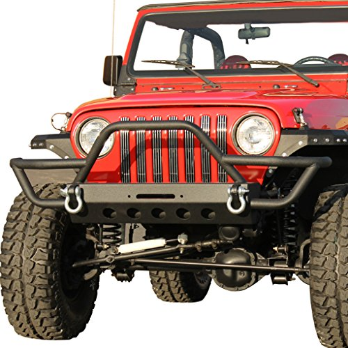 Jeep Wrangler YJ Bumpers