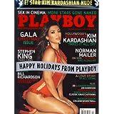 Playboy Magazine, December 2007