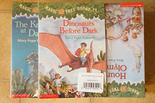 Magic Tree House (#1-#49) Super Set - Mary Pope Osborne