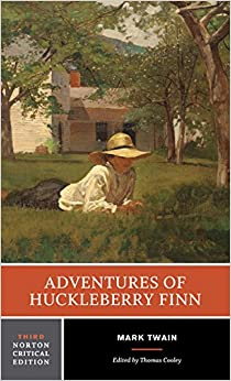 personal response to huck finn journeys Huck at the grangerfords huckleberry finn provides the narrative voice of mark twains novel, and his honest voice combined with his personal vulnerabilities reveal.
