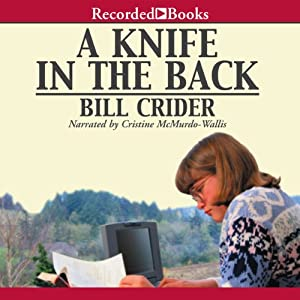 A Knife in the Back | [Bill Crider]