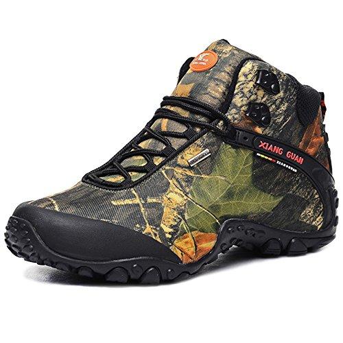 Resistente all'acqua high-top scarpe sportive Uomo & stivali da escursionismo all'aperto per invernali 82289 EU44