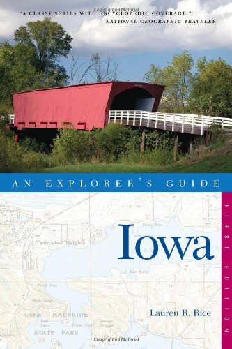 Explorer's Guide Iowa (Explorer's Complete) Picture