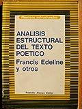 img - for Analisis Estructural Del Texto Poetico (Coleccion Planteos Estructurales) book / textbook / text book