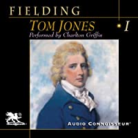 Tom Jones, Volume 1 (       UNABRIDGED) by Henry Fielding Narrated by Charlton Griffin