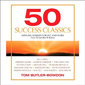 50 Success Classics | [Tom Butler-Bowden]