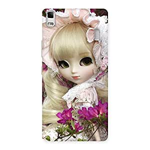 Delighted Looks Of Angel Doll Multicolor Back Case Cover for Lenovo K3 Note