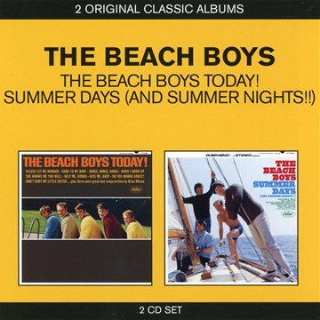 Beach Boys - The Beach Boys Today!/Summer Days (And Summer Nights!!) - Zortam Music