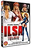 Trilogía Ilsa, La Loba de las SS (Ilsa, She Wolf of the SS)1974 + Ilsa, La Hiena del Harén (Ilsa, Harem Keeper of the Oil Sheiks)1976 + Ilsa, La Tigresa de Siberia (Ilsa, the Tigress of Siberia)1977 [