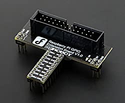 DF Raspberry Pi GPIO Extension Board/And Protects Your Circuit From Burning By Mistakes/Compatible With All Kinds Of Breadboards, Easy To Build Upon All Kinds Of Prototyping Projects.