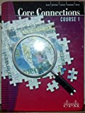 img - for Core Connections course 1 book / textbook / text book