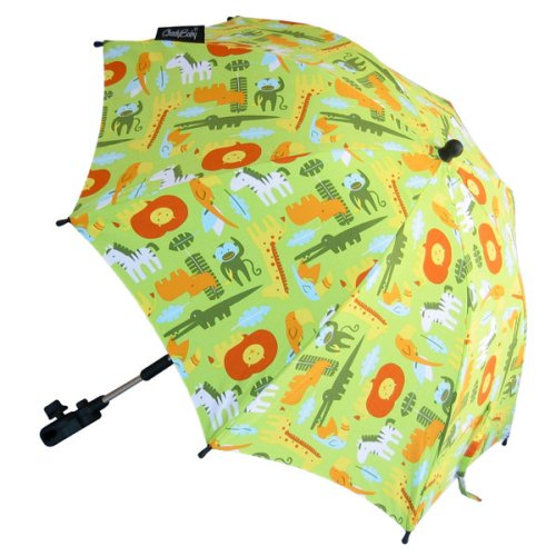 ShadyBaby Universal Stroller Parasol, Retro Jungle (Discontinued by Manufacturer)