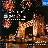 ヘンデル:王宮の花火の音楽&二重協奏曲集
