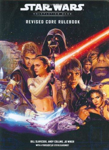 Cody Stewart's Star Wars 1st edition game