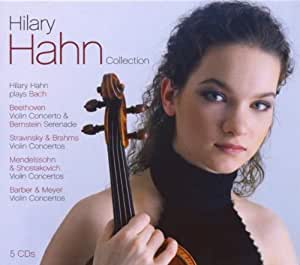 Hilary Hahn Collection