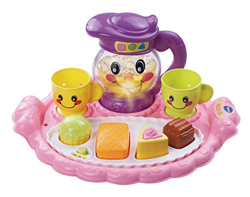 Vtech Learn And Discover Pretty Party Playset front-985388