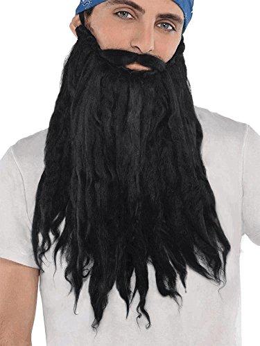 Standard Beard- Black