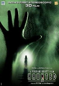 Haunted - 3D (Horror Hindi Film / Bollywood Movie / Indian Cinema / DVD)