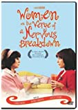 Women on the Verge of a Nervous Breakdown (Sous-titres français) [Import]