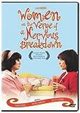 Women on the Verge of a Nervous Breakdown [DVD] [1988] [Region 1] [US Import] [NTSC]