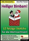 Image de Heiliger Bimbam, 12 Weihnachtssketche