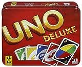 Toy - Mattel K0888-0 - UNO Deluxe, Kartenspiel