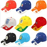 2014 Brazil World Cup Fans Souvenirs Soccer Baseball Hat/ Cap Spain