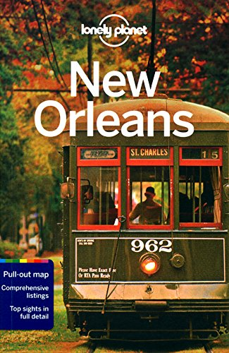 Lonely Planet New Orleans (Travel Guide) front-1023751