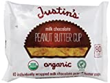 Justins Milk Chocolate Peanut Butter Cups, 5 Ounce