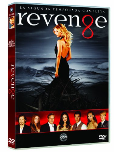 Revenge - Temporada 2 (Completa) [DVD]